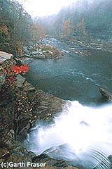 Kayaking-Little-River-Canyon