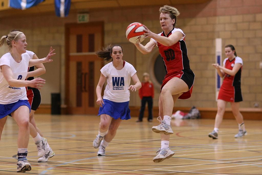 Aussie Netball Players