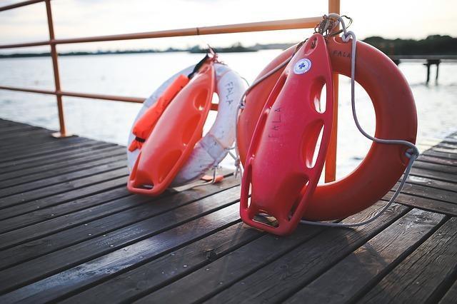 float_dock